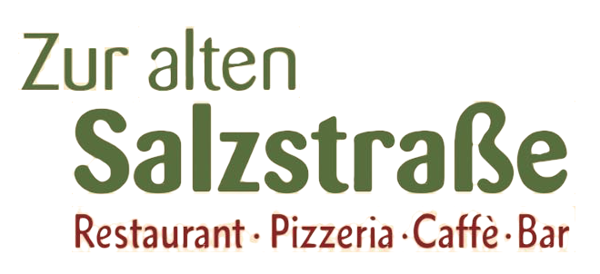 Zur Alten Salzstrasse-Restaurant,Pizzeria,Cafe-Bar